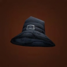 Comfortable Leather Hat, Nocturnal Cap Model