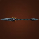 Huntmaster's Halberd Model