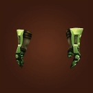 Fel Iron Plate Gloves Model