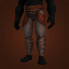 Wild Gladiator's Leggings, Wild Gladiator's Ironskin Legguards, Warmongering Gladiator's Leggings, Warmongering Gladiator's Ironskin Legguards Model