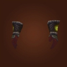 Double Attack Handguards, Wind Dancer's Gloves Model