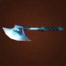 Light Skyforged Axe, Knight's War Axe Model