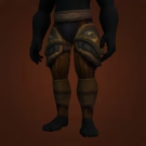 Draconic Bonesplinter Legguards, Leggings of Northern Lights, Sanctified Ahn'Kahar Blood Hunter's Legguards, Legguards of the Twisted Dream Model
