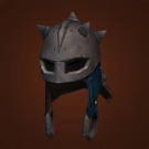 Arc-Scorched Helmet Model