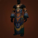 Forlorn Loa-Binder Robe Model