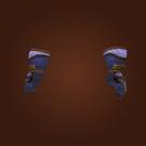 Wrathful Gladiator's Mooncloth Gloves Model