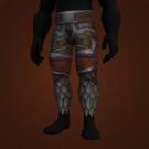 Overlord's Legguards Model