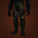 Heroes' Cryptstalker Legguards Model