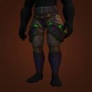 Deathlord's Legguards Model