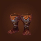 Treads of Exotic Mastery, Contender's Dragonscale Boots, Treads of Fixation, Treads of Fixation, Bone Golem Boots Model