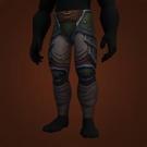 Kobold-Wrangler Leggings, Feather Lined Legguards, Taurajo Leggings, Taurajo Leggings, Leggings with Mysterious Stains, Mixmaster's Britches Model