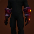 Gloves of the Malefic Model