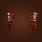Gemmed Copper Gauntlets Model
