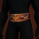 Embereye Belt, Galaxyfire Girdle Model