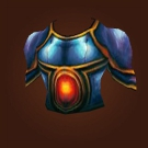 Vanguard Breastplate, Nether Protector's Chest Model