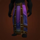 Kilt of the Atal'ai Prophet, Bonecaster's Sarong Model