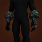 Grievous Gladiator's Chain Gauntlets, Grievous Gladiator's Chain Gauntlets, Prideful Gladiator's Chain Gauntlets Model