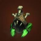 Spiritwalker's Helmet Model