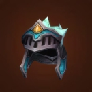 Wrathful Gladiator's Ringmail Helm, Wrathful Gladiator's Linked Helm, Wrathful Gladiator's Mail Helm Model
