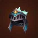 Wrathful Gladiator's Ringmail Helm, Wrathful Gladiator's Linked Helm, Wrathful Gladiator's Mail Helm Model