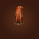 Imbued Disciple's Cloak, Pagan Cape Model