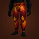 Lavacrest Leggings, Hyperion Legplates, Khorium Pants Model