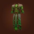 Elunarian Silk Robes Model