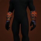 Lifedrainer's Sordid Grip, Gloves of the Thousandfold Hells, Lifedrainer's Sordid Grip Model