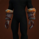 Dragonfire Gloves, Grips of Unerring Precision Model