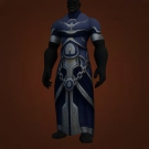 Merciless Gladiator's Mooncloth Robe, Merciless Gladiator's Satin Robe Model