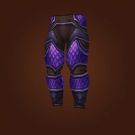 Netherfury Leggings, Greaves of Shackled Souls Model