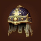 Mountainscaler Hide Helm, Mountainscaler Leather Helm, Swamp Hood, Thresher Hood, Vine Hood Model