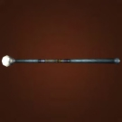 White Bone Rod Model