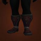 Mistlurker Footguards, Steppebeast Boots Model