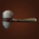 Kodo Mallet, Rockshard Club Model