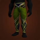 Leggings of the Seventh Circle Model
