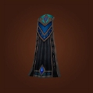 Deathchill Cloak, Shawl of the Refreshing Winds, Shawl of the Refreshing Winds, Sentinel's Winter Cloak Model