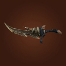 Creeperclaw Sword, Longclaw Sword, Mighty Gorian Shortsword Model
