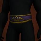 Send-Off Belt, Send-Off Belt, Hieronymus' Belt, Hieronymus' Belt, Cleansed Shadow Council Belt Model