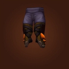 Leggings of the Horned Nightmare Model