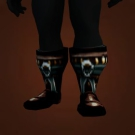 Tough Scorpid Boots Model