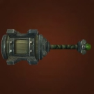 Porter's Tooth-Marked Mace Model