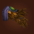 Preened Ironfeather Shoulders Model