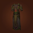 Savage Gladiator's Kodohide Robes, Savage Gladiator's Wyrmhide Robes, Savage Gladiator's Dragonhide Robes Model