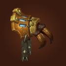 Grievous Gladiator's Scaled Shoulders, Grievous Gladiator's Ornamented Spaulders Model