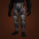 Gladiator's Lamellar Legguards, Gladiator's Scaled Legguards, Gladiator's Ornamented Legplates Model