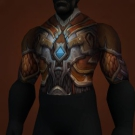 Cuirass of Cruel Intent, Windrunner's Tunic of Triumph, Crusader's Dragonscale Breastplate, Windrunner's Tunic of Triumph, Cuirass of Cruel Intent Model