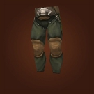 Rockhide Leggings, Morningscale Leggings, Legguards of Elemental Torment, Org'mok's Riding Chaps Model