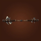 Aquatic Greatstaff, Staff of Ruby Wood, Melting Icestaff, Promised Staff Model