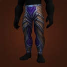 Leggings of the Tempest Model